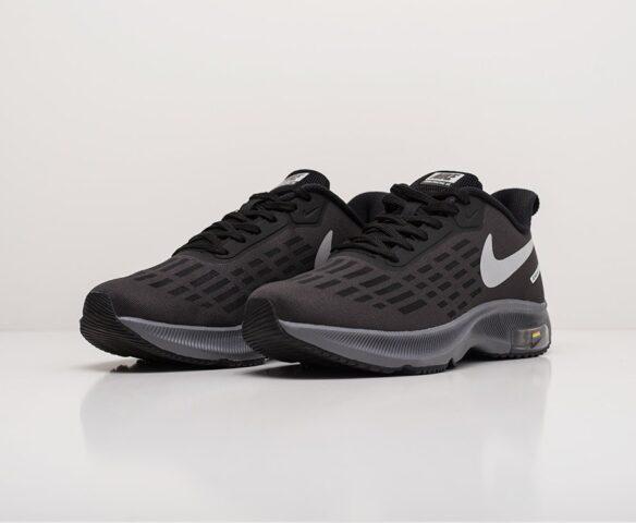 Nike Air Zoom Structure 38X черные. Вид 3