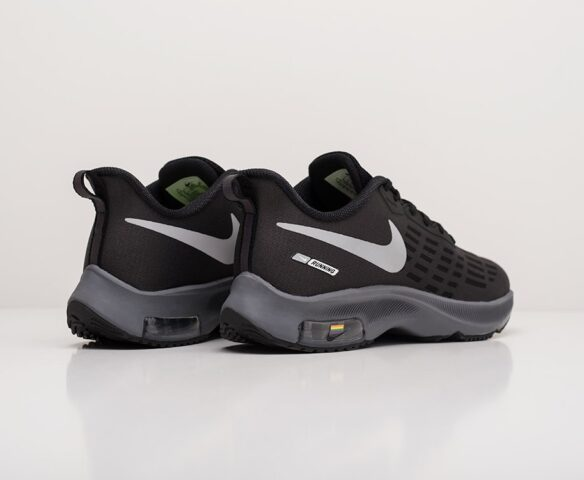 Nike Air Zoom Structure 38X черные. Вид 4