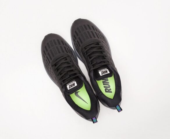 Nike Air Zoom Structure 38X черные. Вид 6