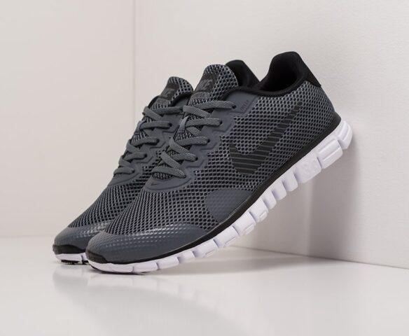 Nike Free 3.0 V2 серые. Вид 1