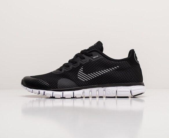 Nike Free 3.0 V2 black. Вид 2