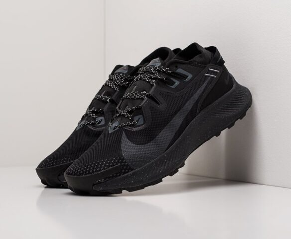 Nike Pegasus Trail 2 черные. Вид 1