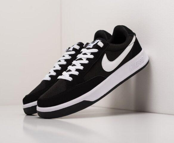 Nike SB Adversary PRM черные. Вид 1