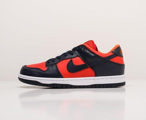 Nike SB Dunk Low multicolored. Вид 2