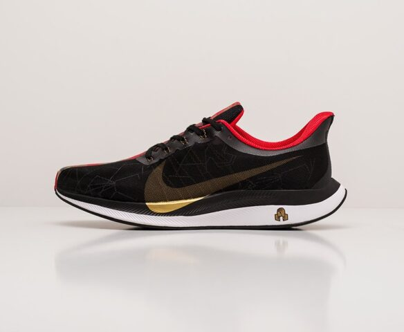 Nike Zoom Pegasus 35 Turbo черные. Вид 2