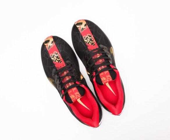 Nike Zoom Pegasus 35 Turbo черные. Вид 6