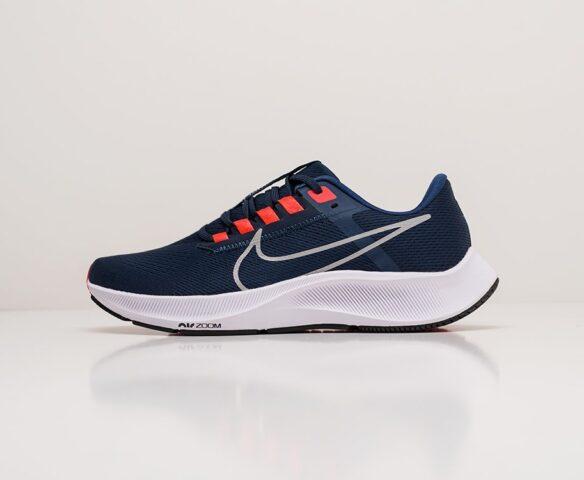 Nike Zoom Pegasus 37 синие. Вид 2