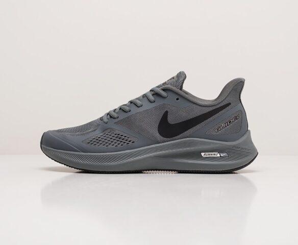 Nike Zoom Pegasus 37 черные. Вид 2