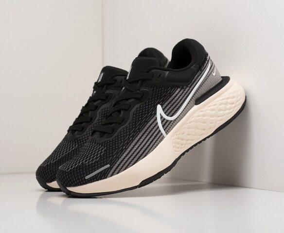 Nike ZoomX Invincible Run Flyknit черные. Вид 1